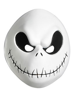 Nightmare Before Christmas Adult Jack Skellington Vacuform M