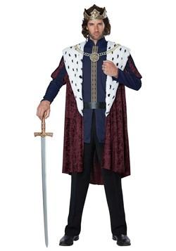 Men's Royal King Costume