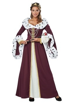 Women's Royal Queen Costume