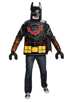 Lego Movie 2 Adult Batman Classic Costume