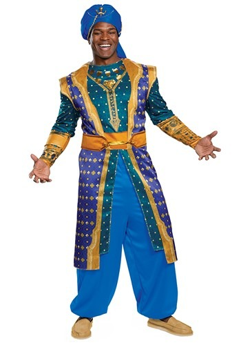 Aladdin Live Action Adult Genie Costume