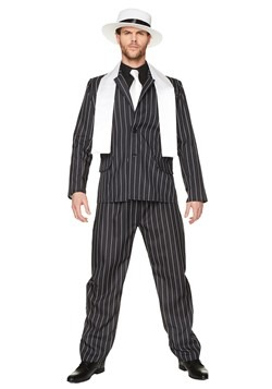 Men's Gangster Boss Costume