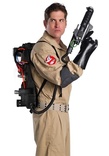 Ghostbusters Proton Pack with Silly String