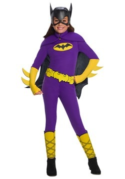 Batgirl Deluxe Child Costume