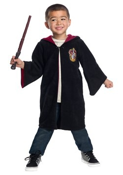 Harry Potter Gryffindor Toddler Robe Costume
