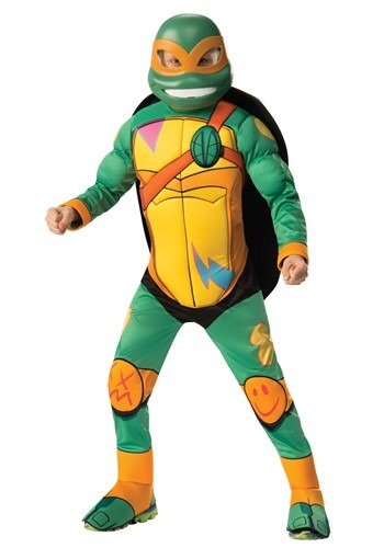 Teenage Mutant Ninja Turtle Michelangelo Deluxe Ch