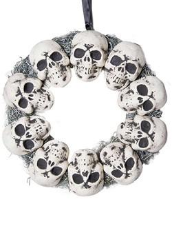 Circle of Skulls Wreath