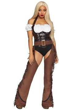 Women's Shoot 'Em Up Cowgirl Costume
