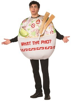 Adult Pho Noodle Bowl Costume