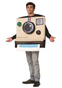 Adult Instant Camera Costume
