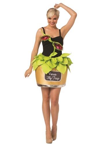 Women's Venus Fly Trap Costume