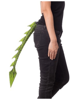 Green Dragon Tail