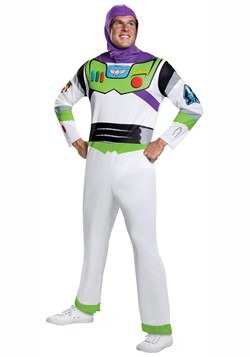 Toy Story Adult Buzz Lightyear Classic Costume