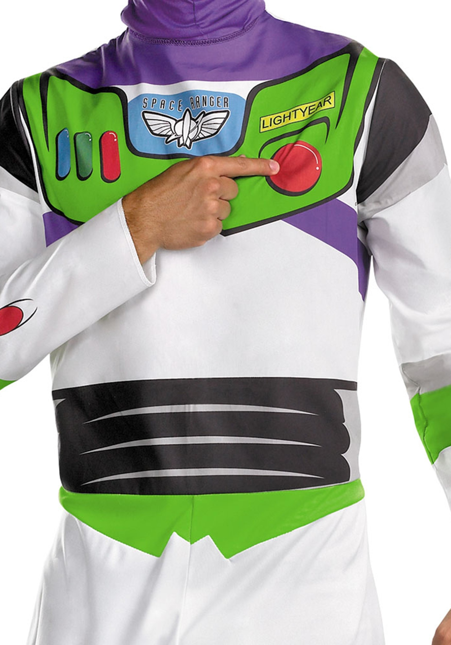X-Small Buzz Lightyear Classic Child Costume