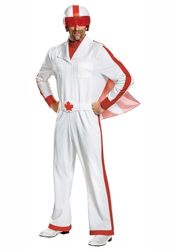 Toy Story Adult Duke Kaboom Deluxe Costume