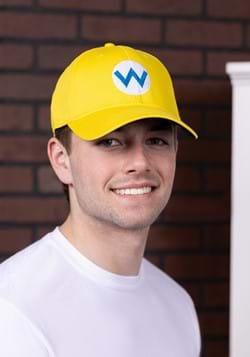 Wario Flex Fit Cap