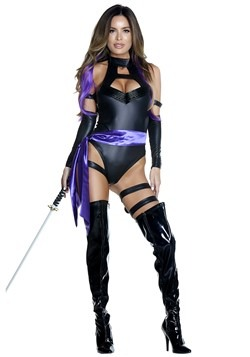 Women's Physic Ninja Costume