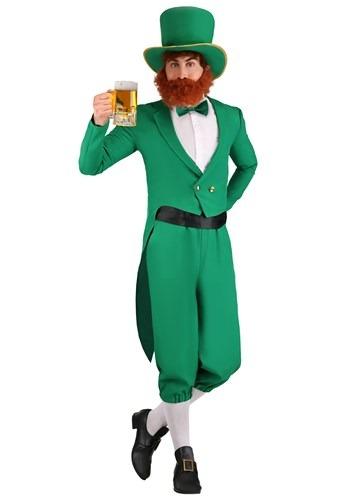 Plus Size Men's Lucky Leprechaun Costume