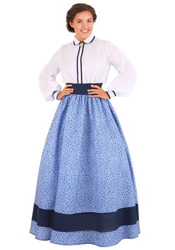 Women's Prairie Dress Costume