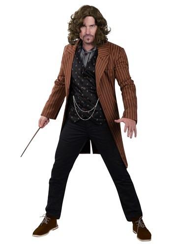 Harry Potter Adult Plus Size Sirius Black Costume