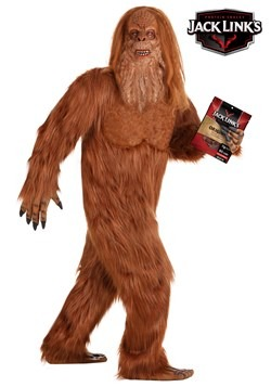 Jack Links Plus Size Adult Sasquatch Costume