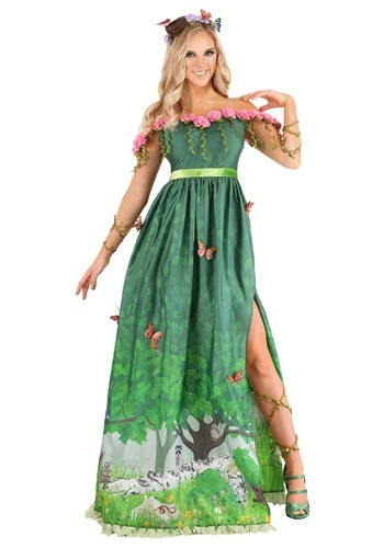 Women's Mother Nature Costume