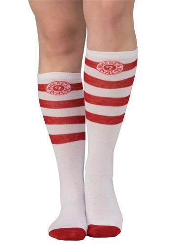 Where's Waldo Striped Socks