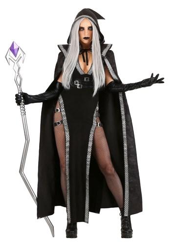 Womans Urban Warlock Costume