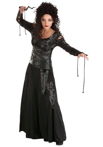 Harry Potter Womens Bellatrix Lestrange Costume