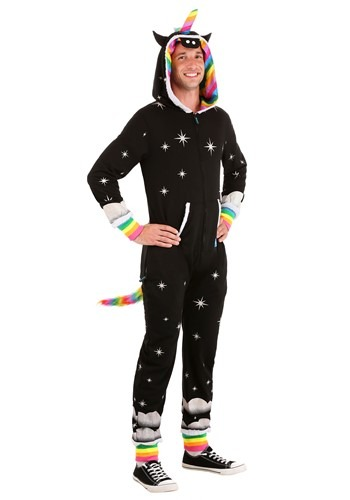Adult Dark Unicorn Jumpsuit