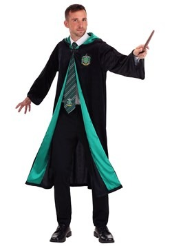 Harry Potter Adult Deluxe Slytherin Robe