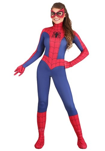 Spider-Man Women's Costume