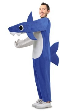 Daddy Shark Deluxe Adult Costume