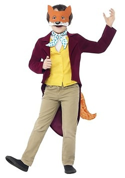 Roald Dahl Fantastic Mr. Fox Costume for Tweens