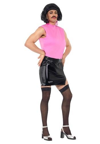 Queen Freddie Break Free Costume
