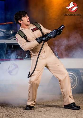 Ghostbusters Men's Deluxe Costume