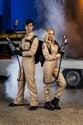 Ghostbusters Men's Plus Size Deluxe Costume