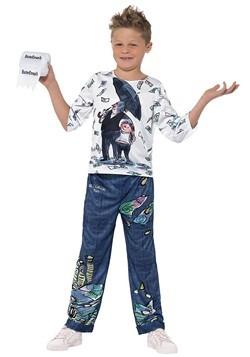 David Walliams Child Billionaire Boy Costume