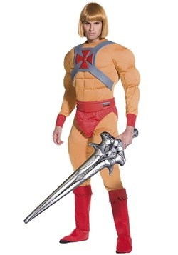 Masters of the Universe Adult He-Man Costume
