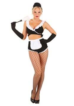 Women's Clean Sweep Maid Costume main