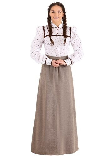Women's Westward Pioneer Costume