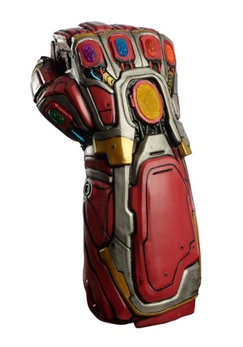 Child Iron Man Infinity Gauntlet