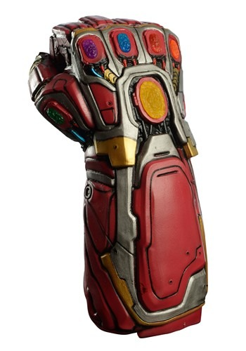 Adult Iron Man Infinity Gauntlet