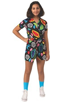 Stranger Things Eleven's Mall Dress Kids Costume