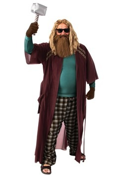 Avengers End Game Thor Adult Robe Costume