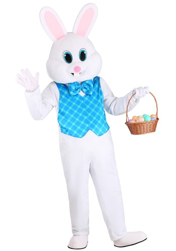 Adult Sweet Easter Bunny Costume Main