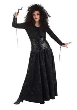 Women's Deluxe Harry Potter Bellatrix Costume
