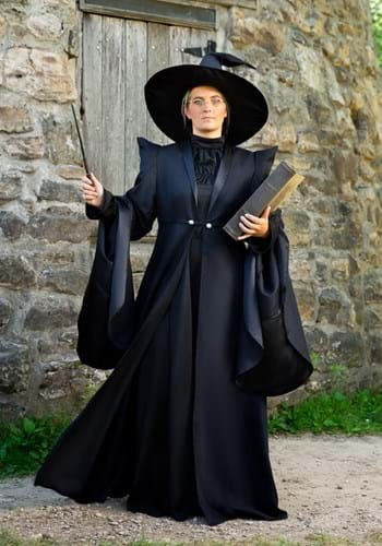 Deluxe Harry Potter Mcgonagall Plus Size Costume