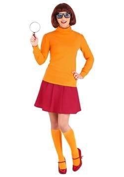 Women's Classic Scooby Doo Velma Costume Update 1