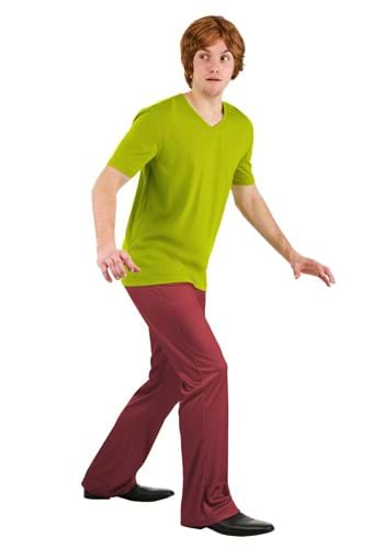 Plus Size Classic Scooby Doo Shaggy Costume Update 1